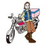 バイク便の給与とその実態