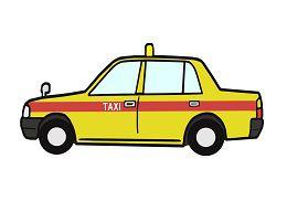 タクシー運転手の口コミ画像
